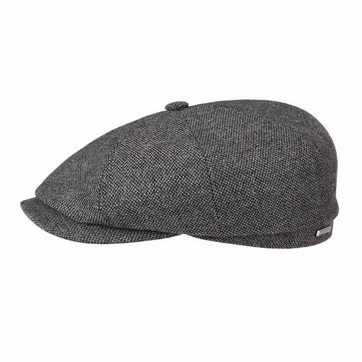 Stetson Hatteras Wool Grey