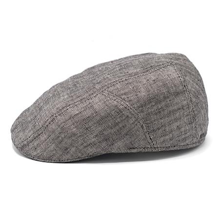 Stetson Ivy Cap Linen Grey