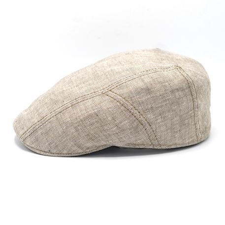 Stetson Ivy Cap Linen Beige