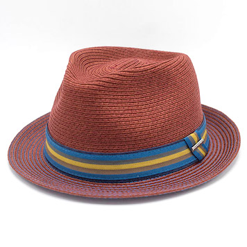 Stetson Munster Trilby Toyo Red