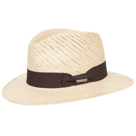 Stetson Panama Traveller Natur/Brown
