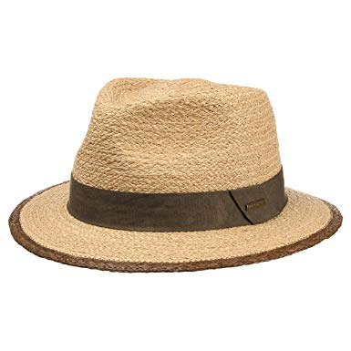 Stetson Traveller Raffia Natur/brown