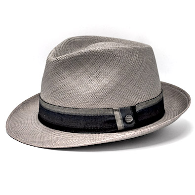 Vintimilla Panama New Trilby Graphit