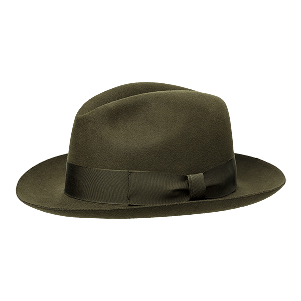 Wigéns Classico 6 Hat Dark Olive