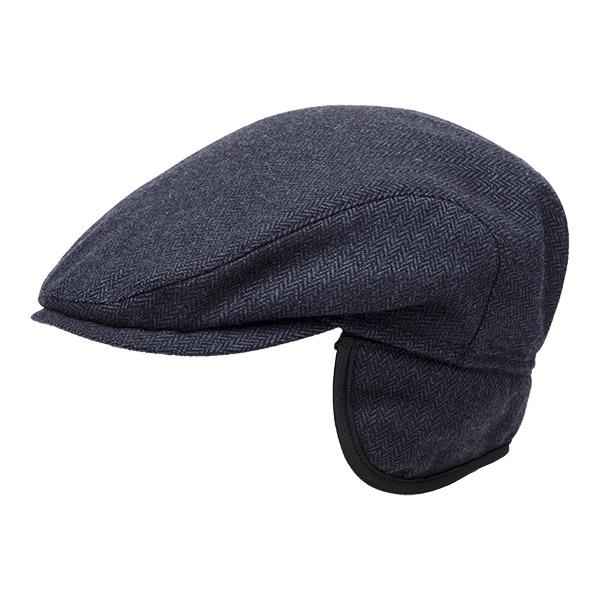Wigéns Ivy Slim Cap Ear Flaps Navy