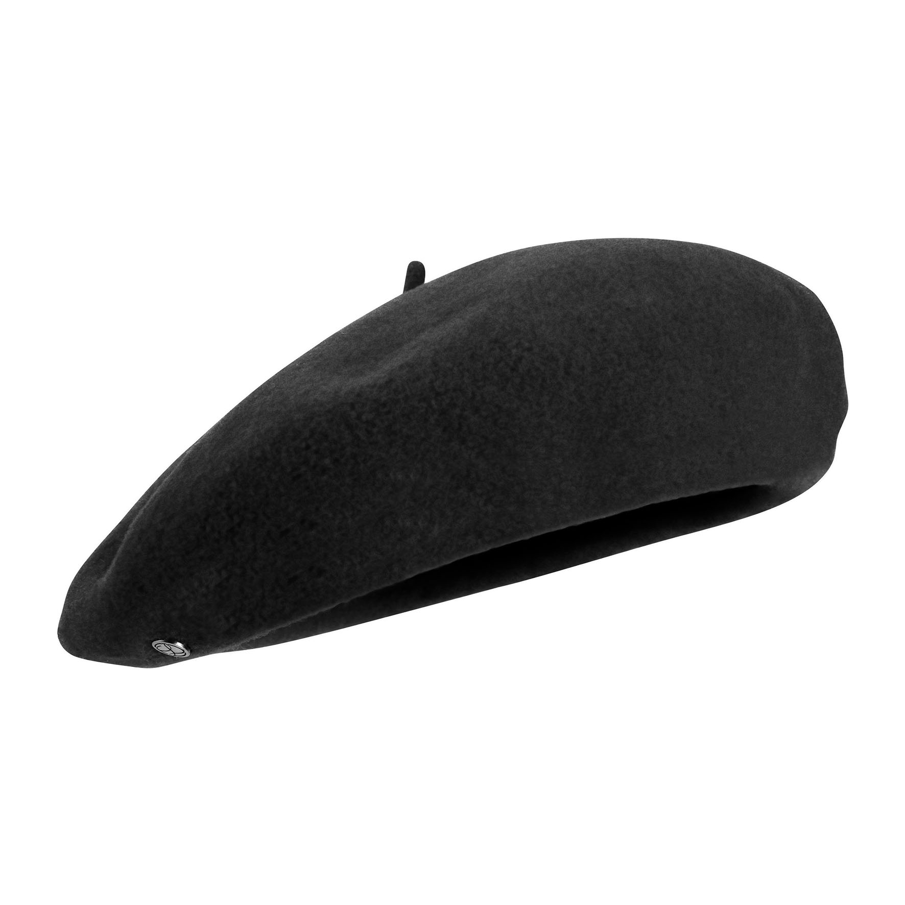 Laulhère Beret Authentique Black