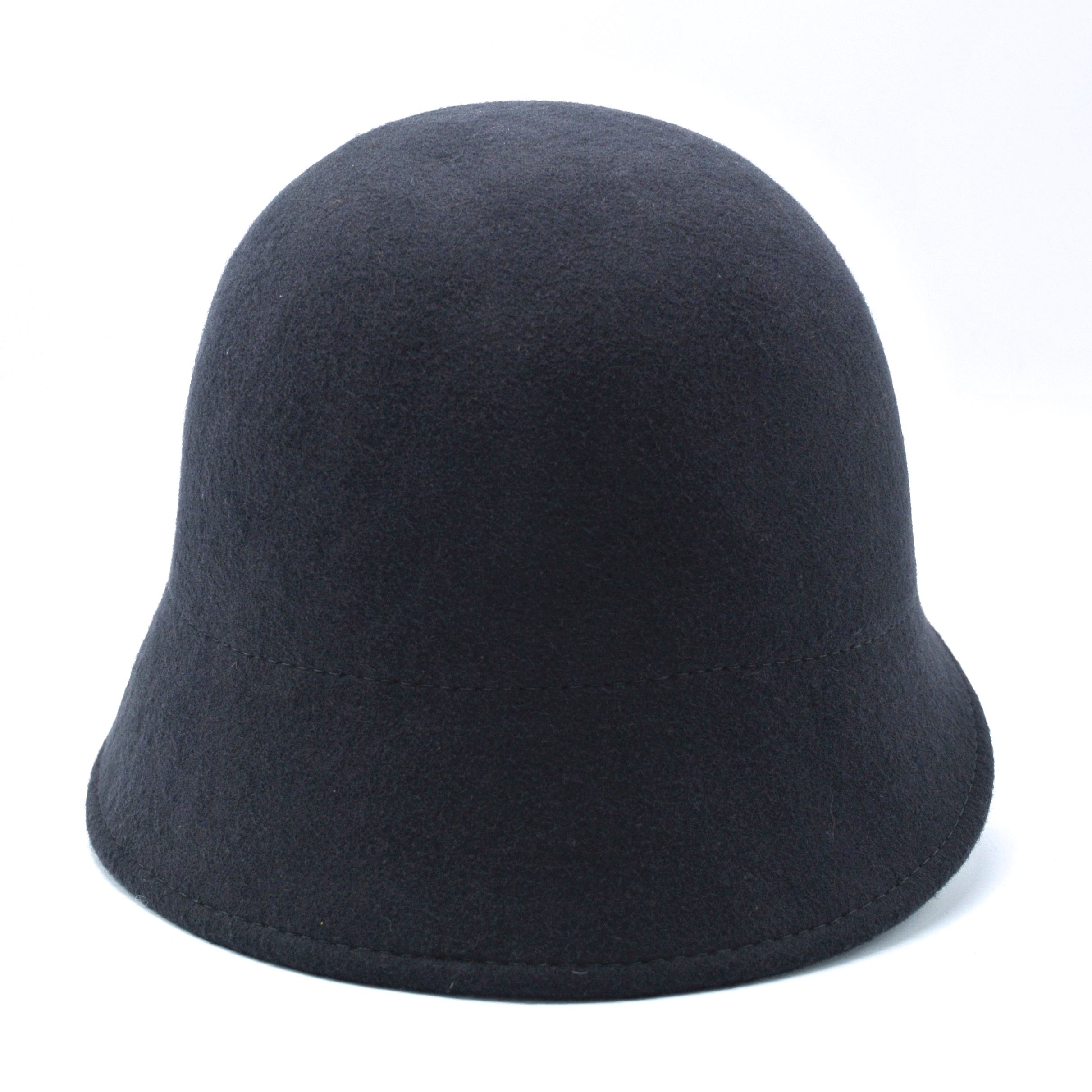 Amanda Christensen Cloche Grey