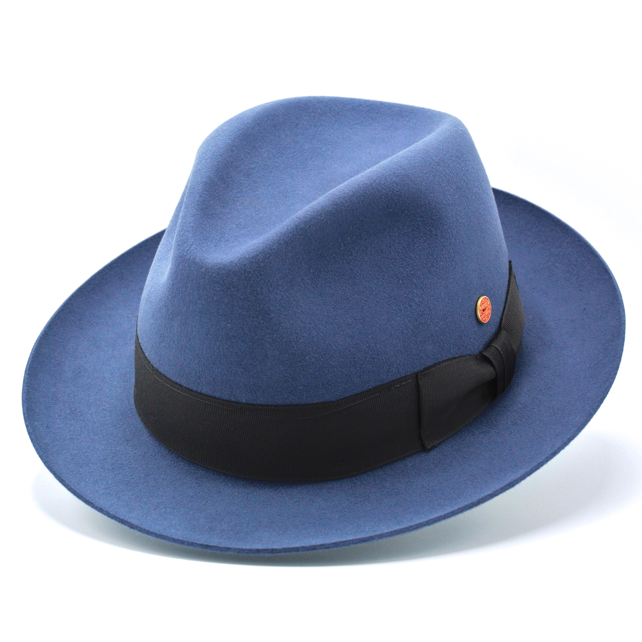 Mayser City Fedora Blue