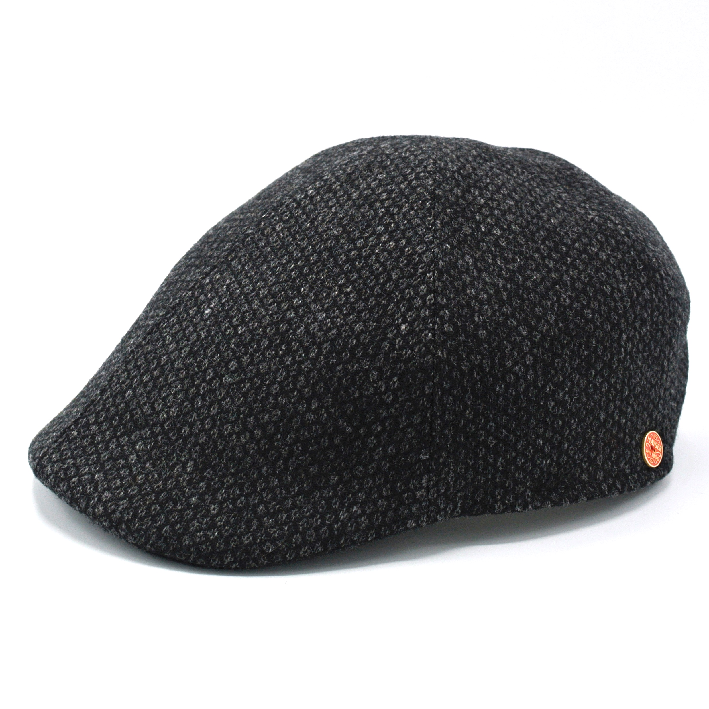 Mayser Paddy Duck Cap Black/Grey