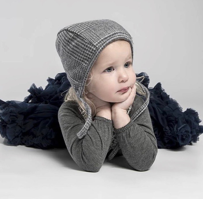 CTH-Mini Esther Jr. Blue-Grey