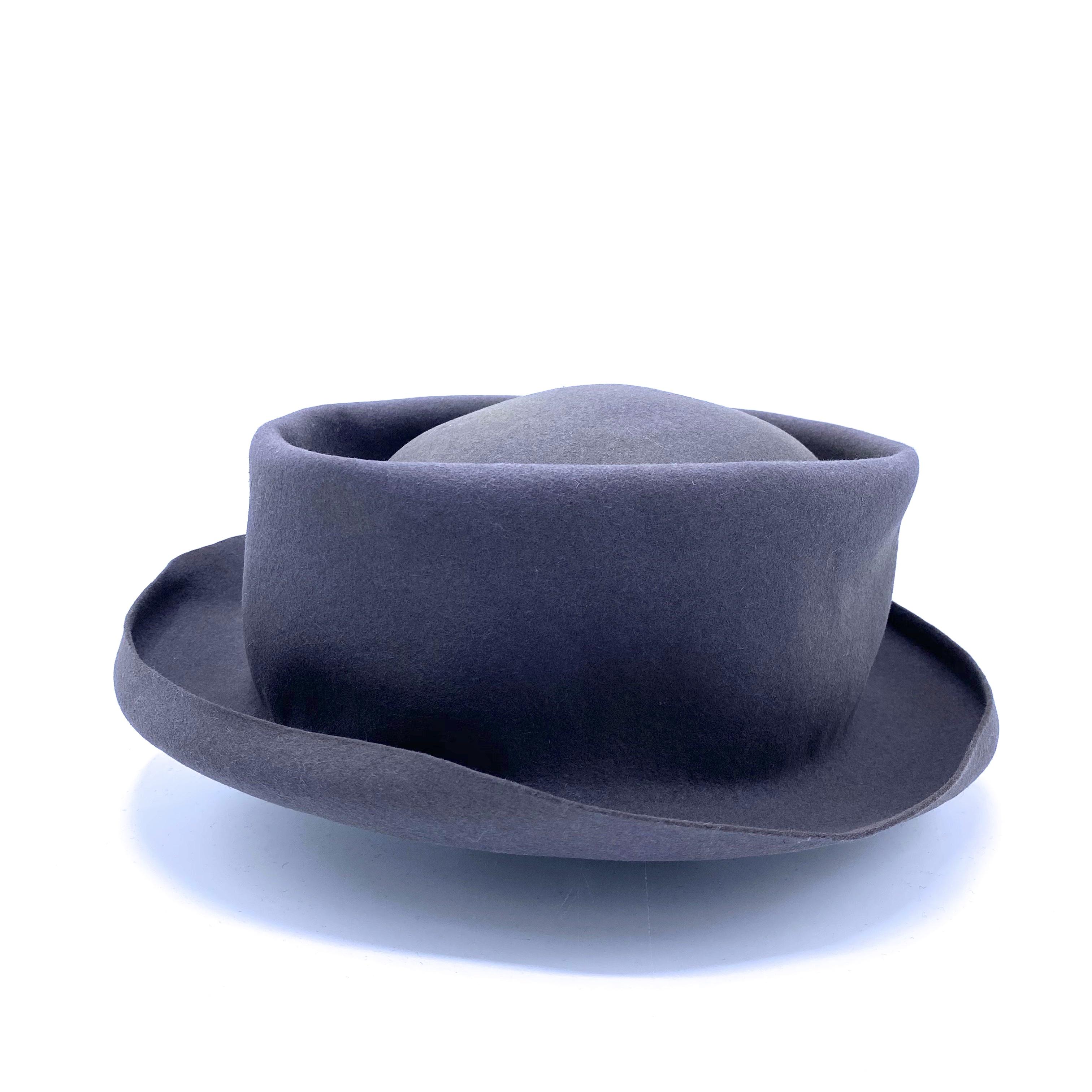 Horisaki Furfelt RHKNOP005 EB Grey