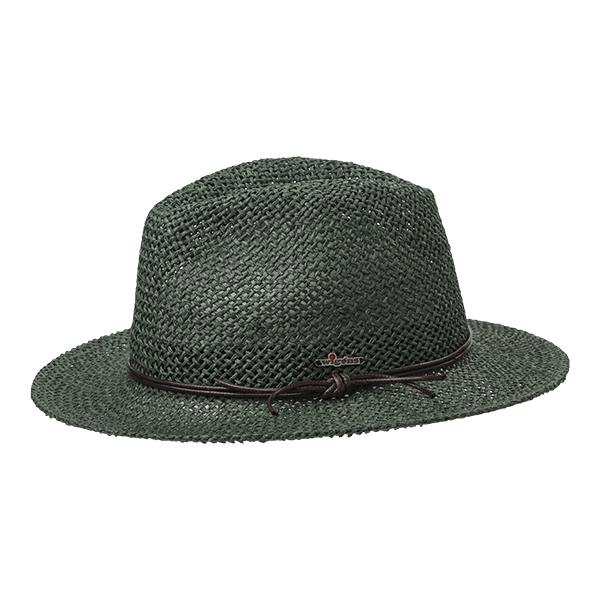 Wigéns Fedora Country Hat Dark Olive