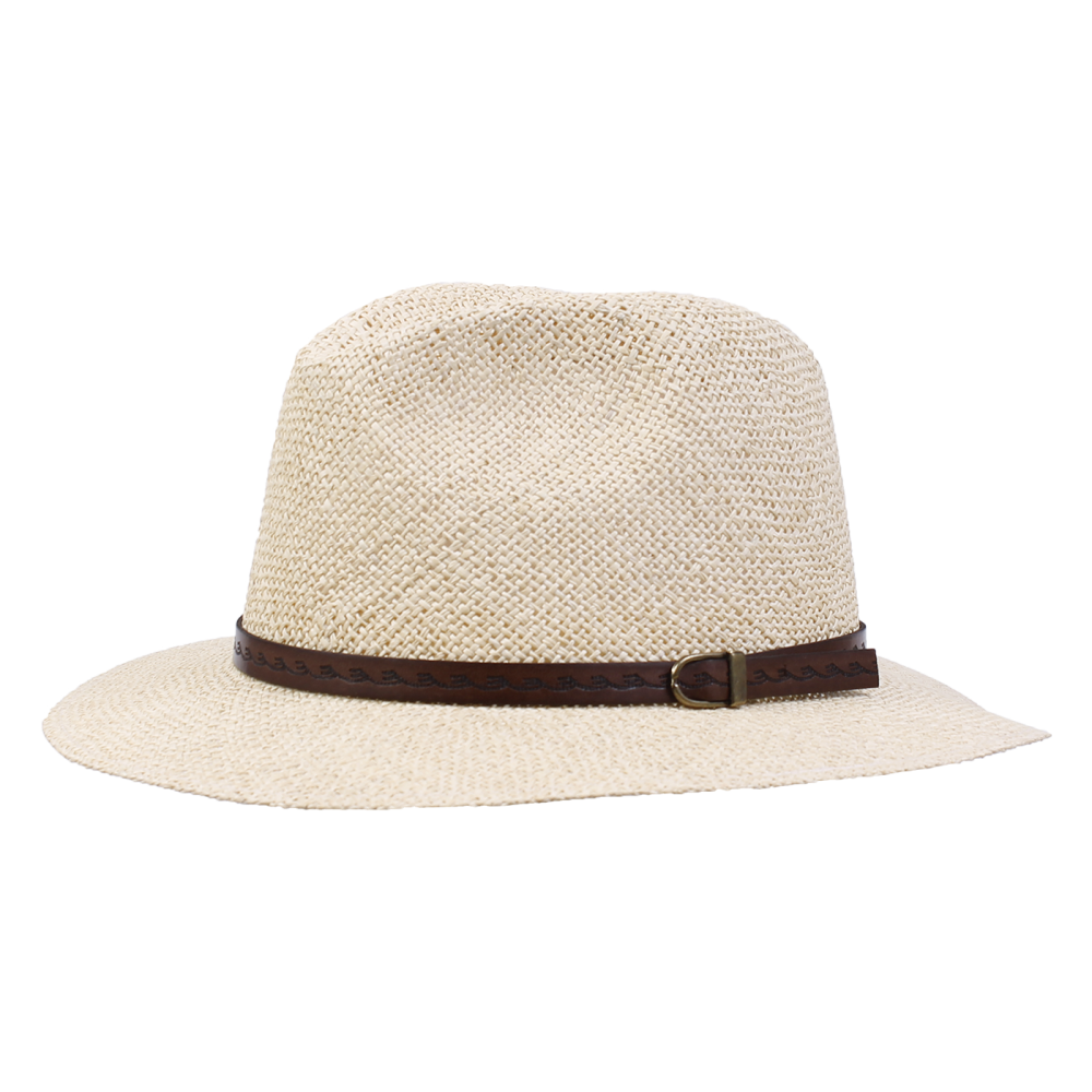 Fedora Contry Hat Natural