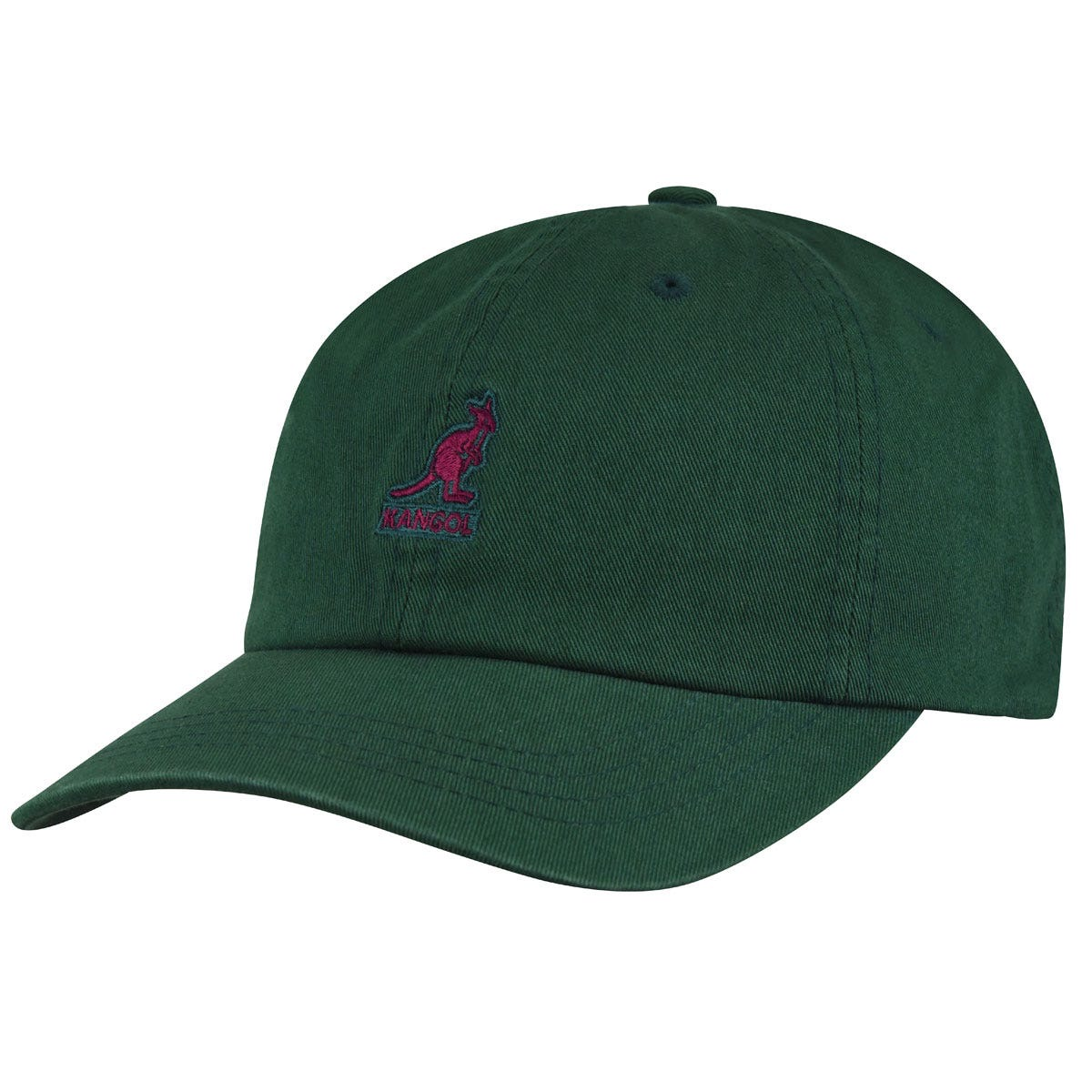 Kangol Washed Baseball Algae