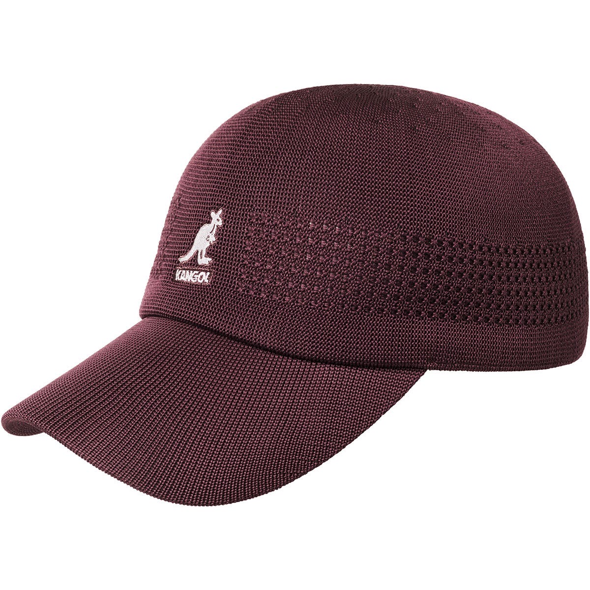 Kangol Tropic Ventair Spacecap Cordovan