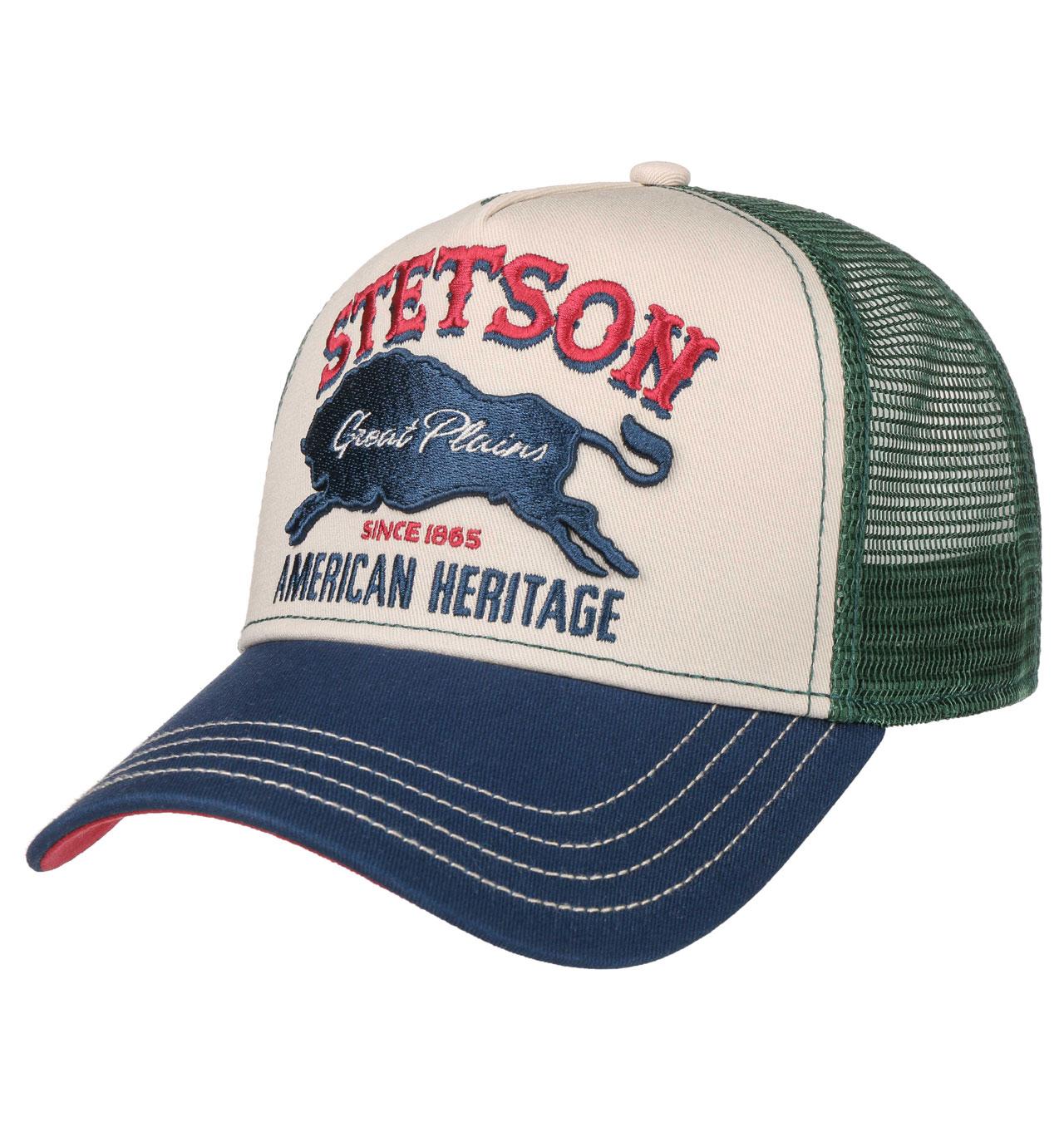 Stetson Trucker Cap Great Plains