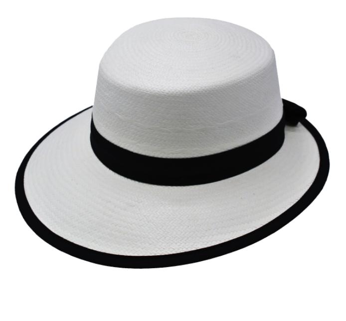 Vintimilla Panama Visera White
