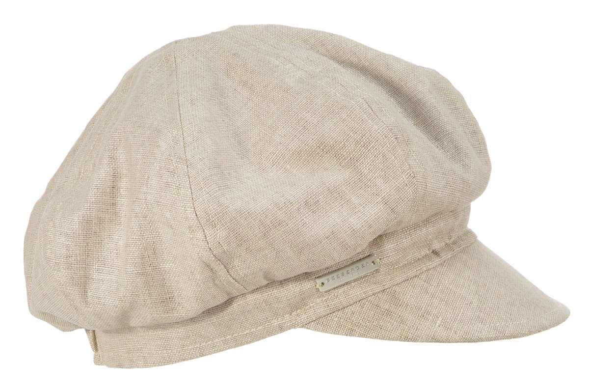 Seeberger Cap Cotton Linen - Flera färval
