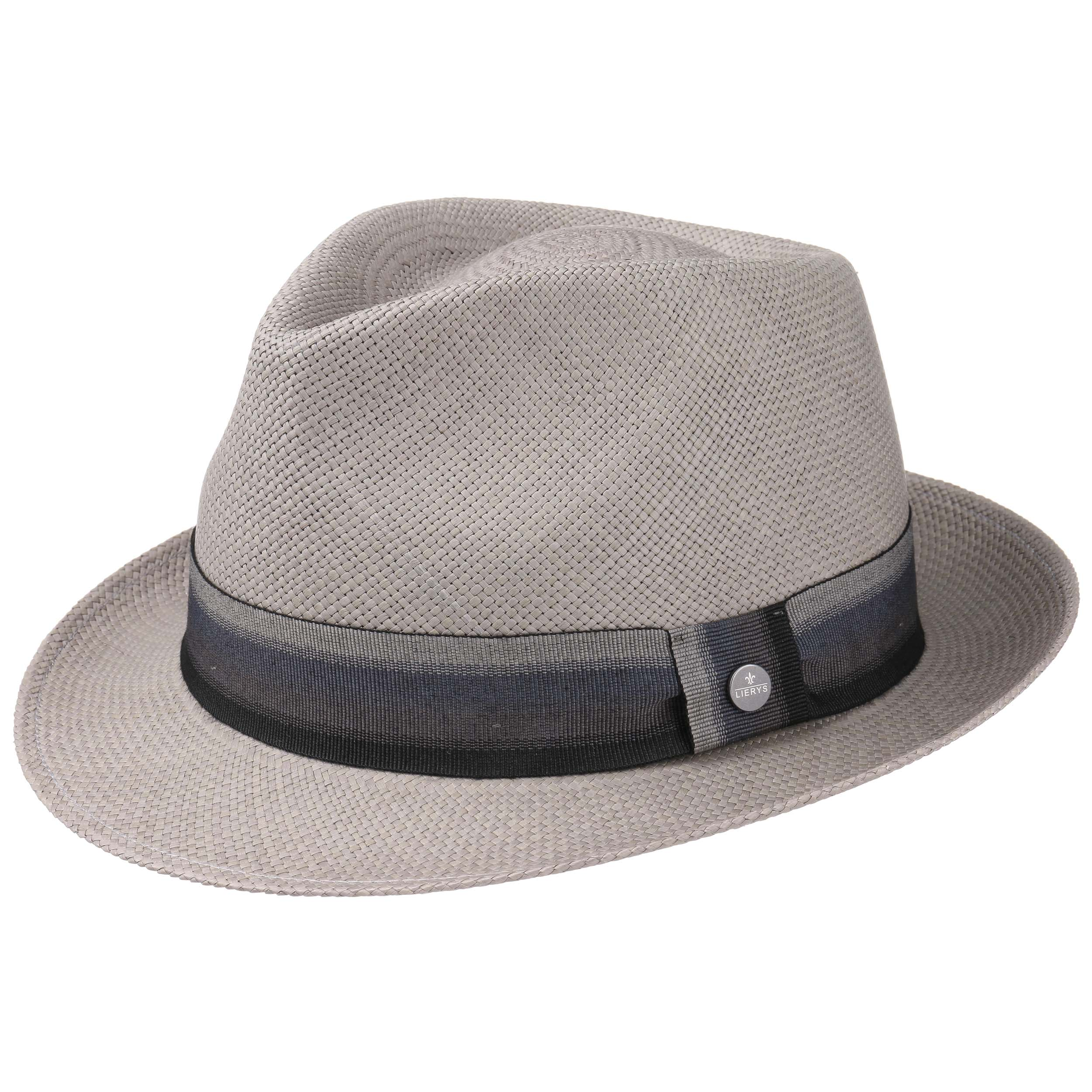 Vintimilla Panama New Trilby Grey