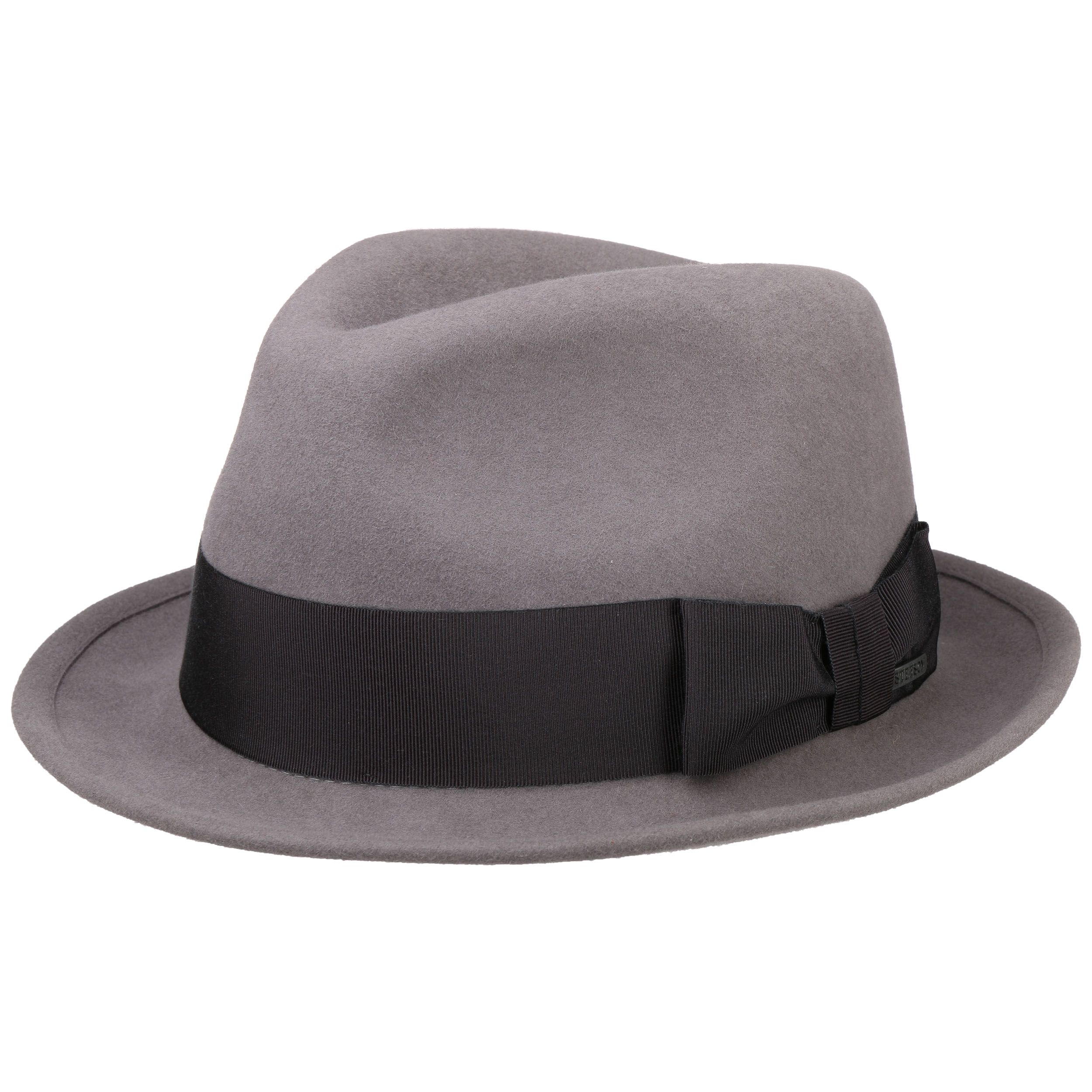 Stetson Player Furfelt Grey