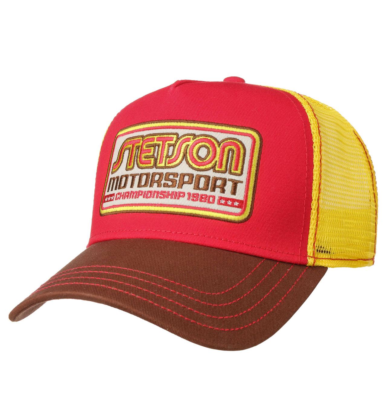 Stetson Trucker Cap Motorsport II