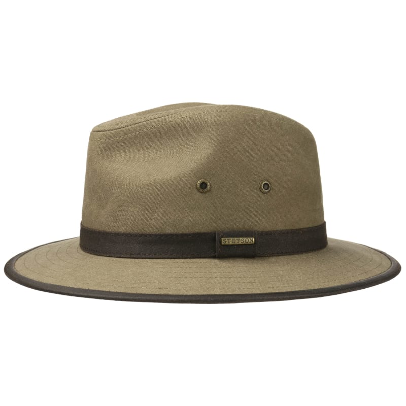 Stetson Traveller Canvas Olive
