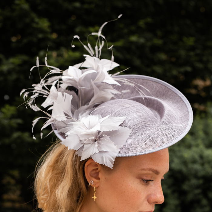 Mc Burn Emma B. Small Fascinator