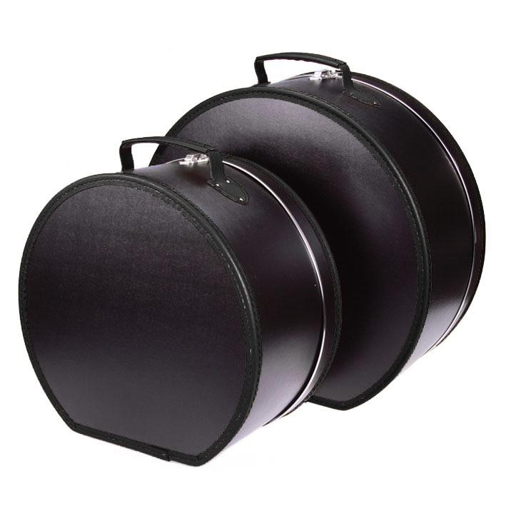 Hattbox Black/Black
