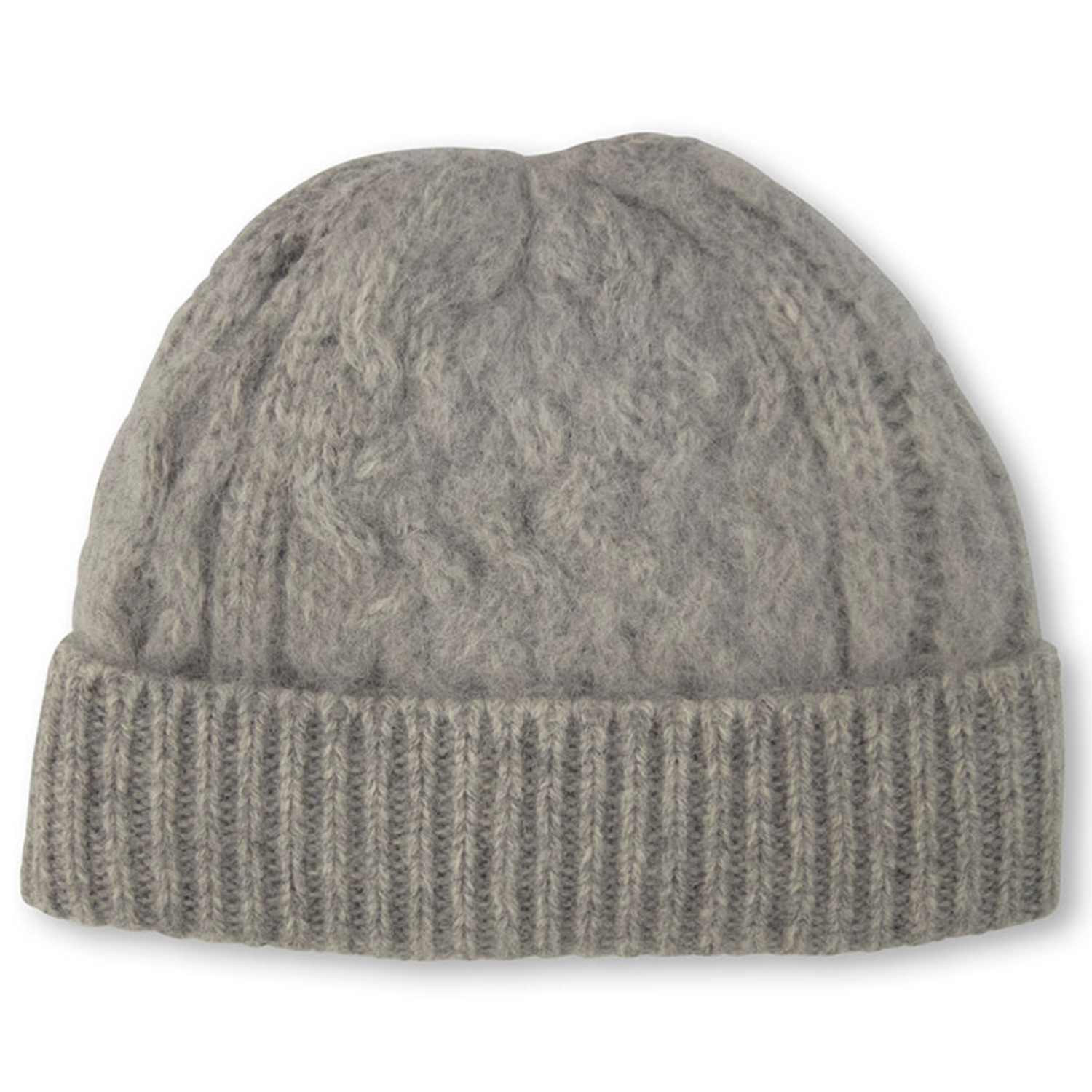 Börjesson Knit Beanie Grey