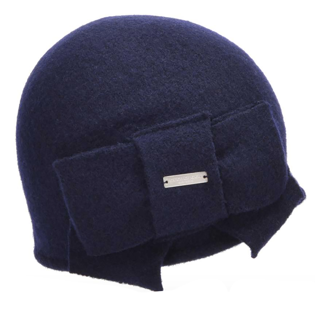 Seeberger Beanie With Bow - Flera Färgval