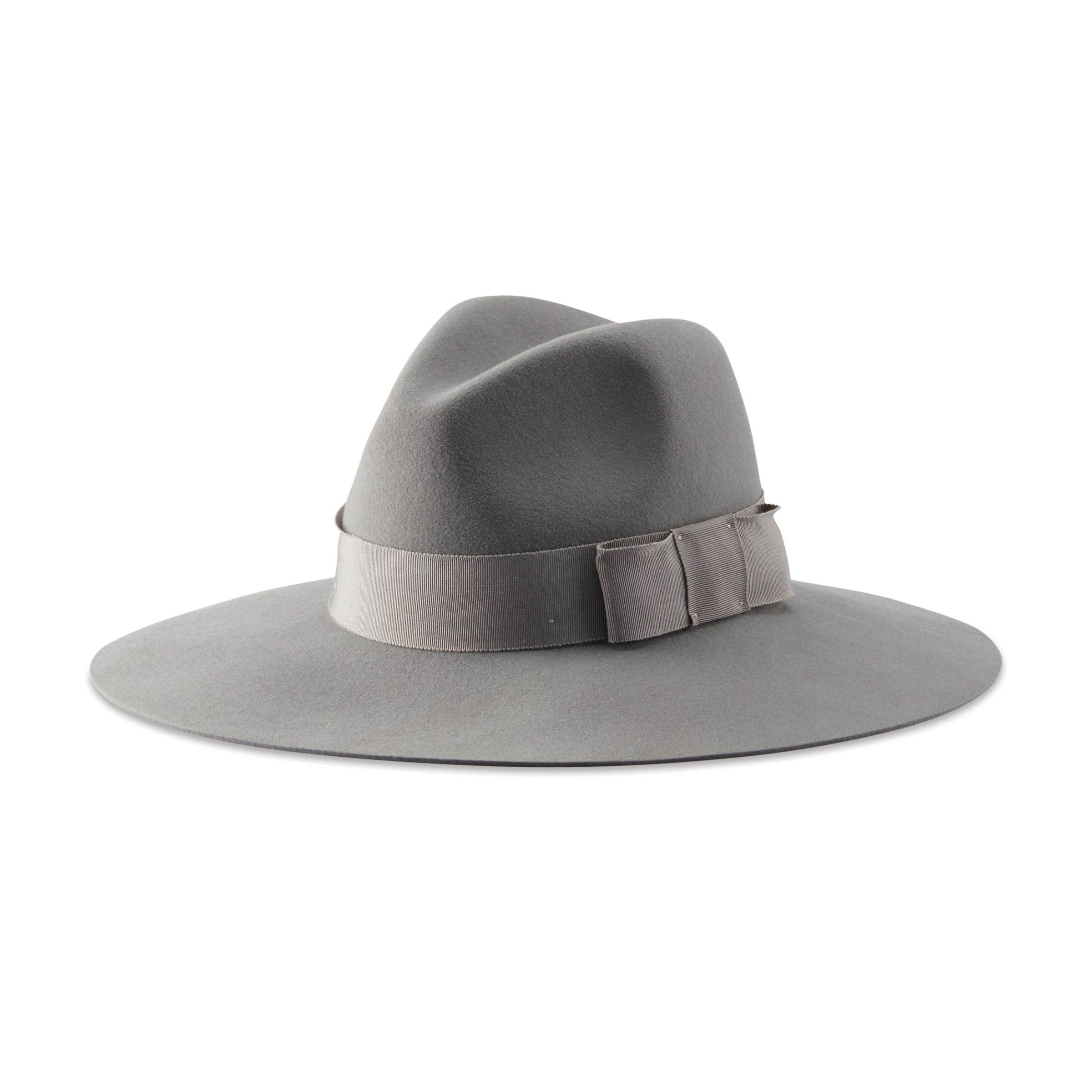 Brixton Piper Hat Grey