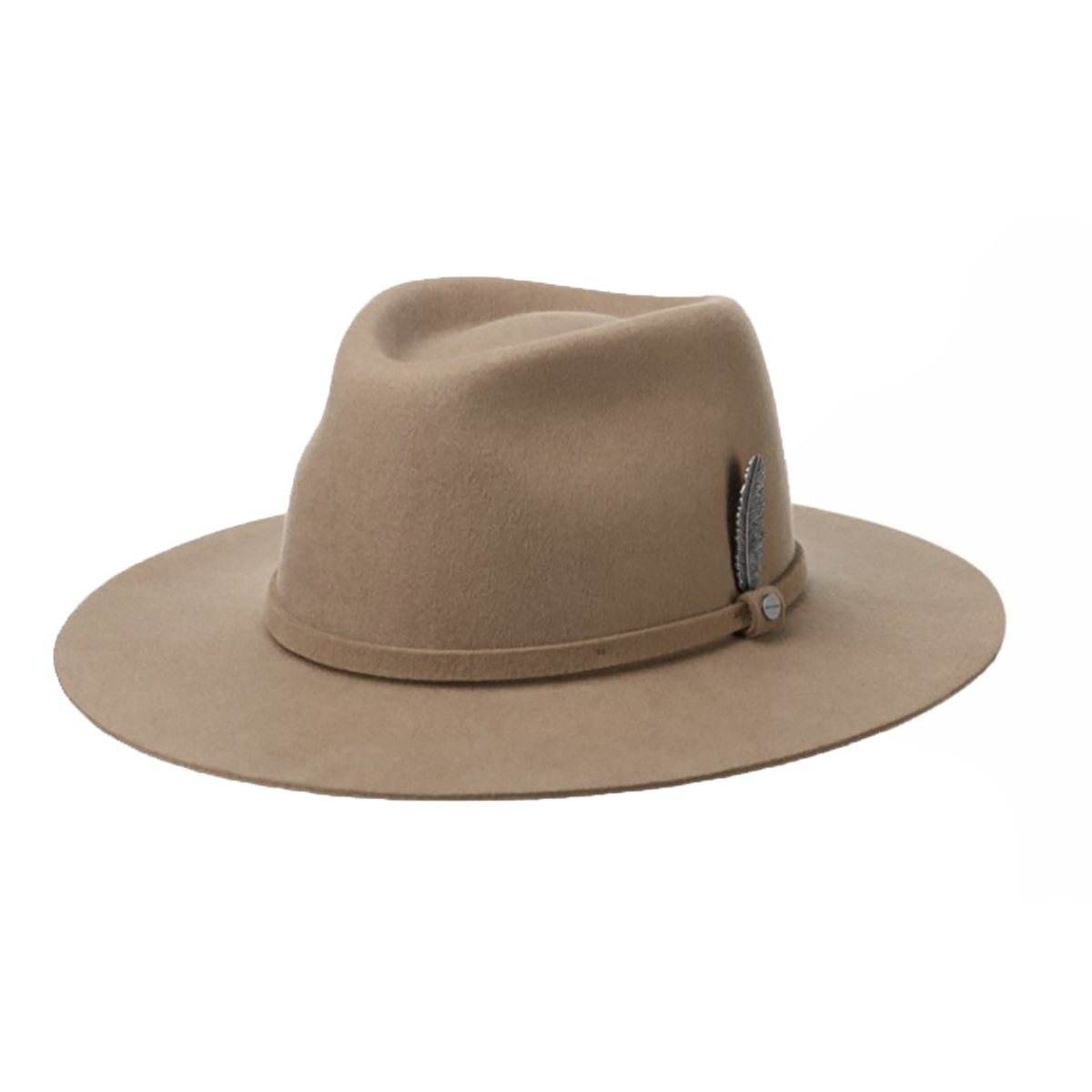 Stetson Outdoor Woolfelt Brown