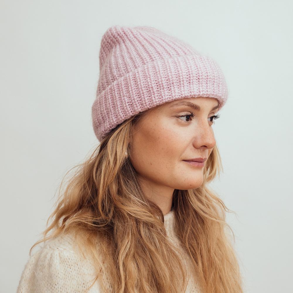 Amanda Christensen Knitted Beanie - Flera färgval