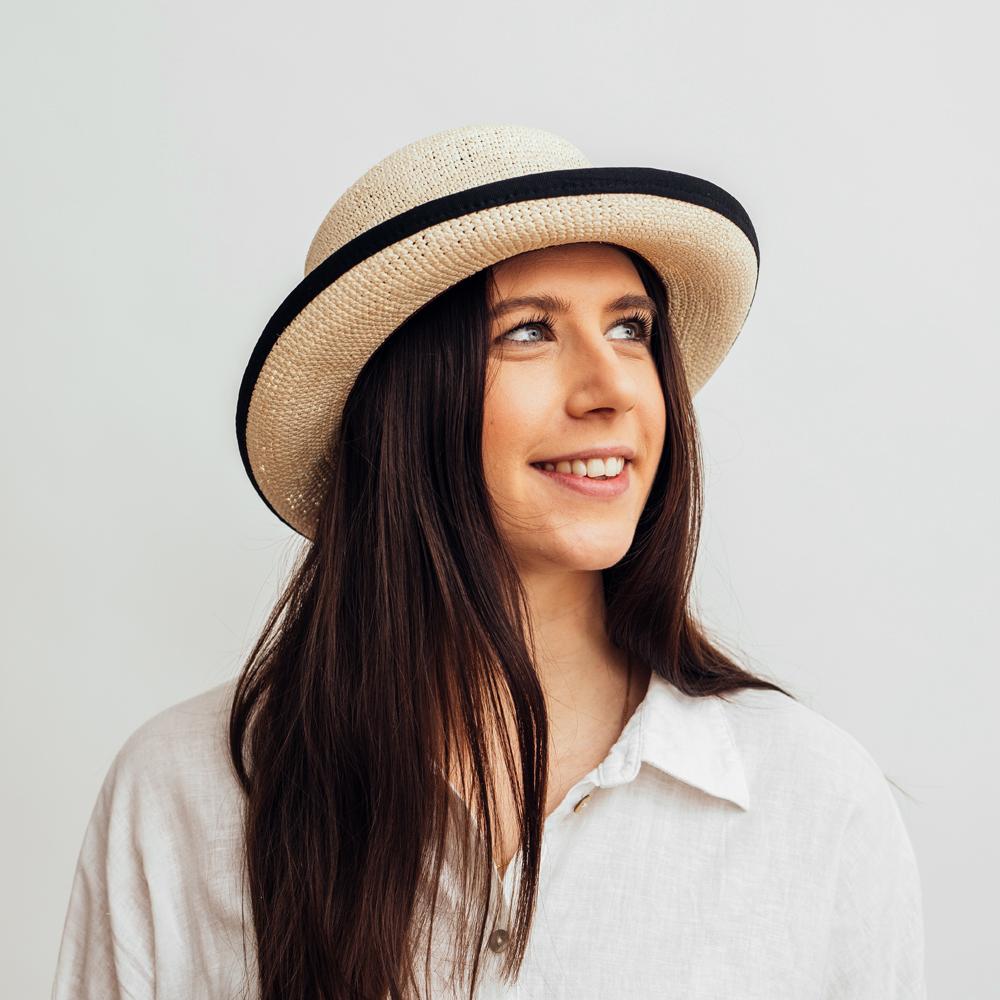 Bronté Lucia Bowler Panama Natural