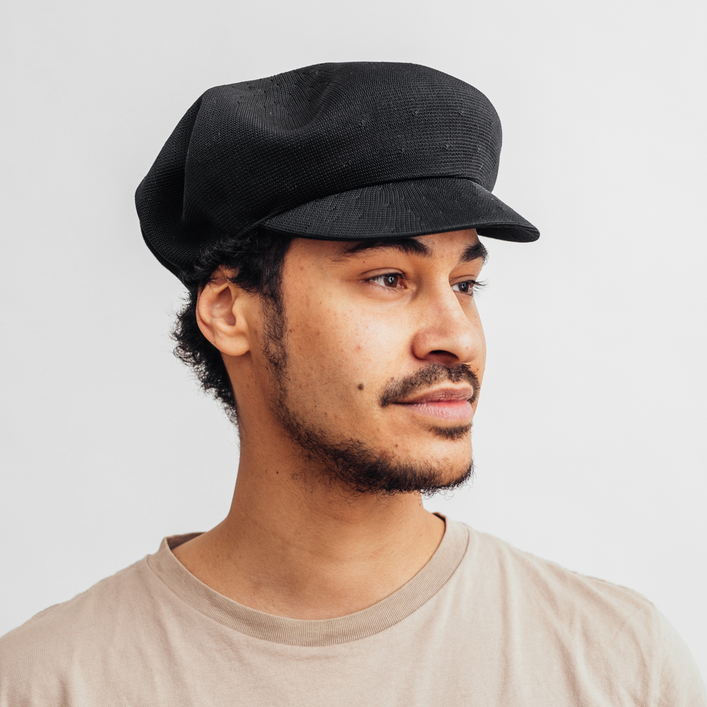 Kangol Tropic Halifax Black
