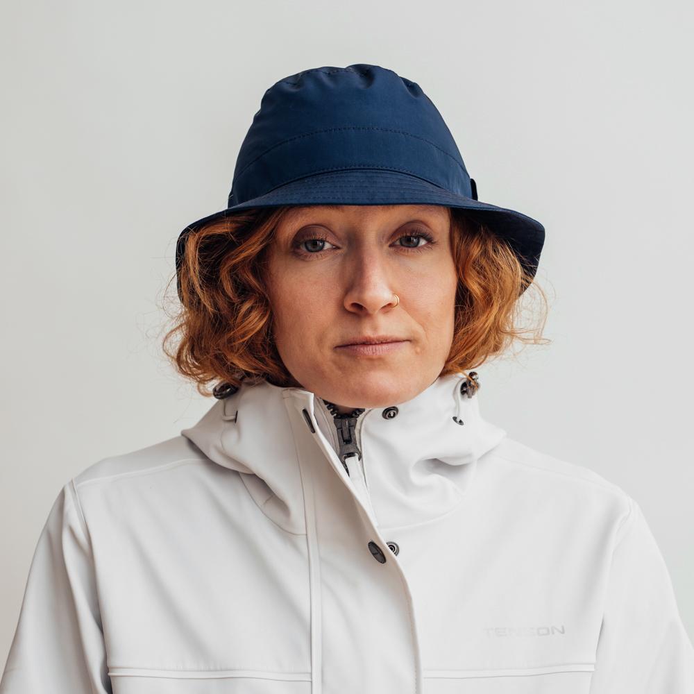 Wigéns Bucket Hat Navy