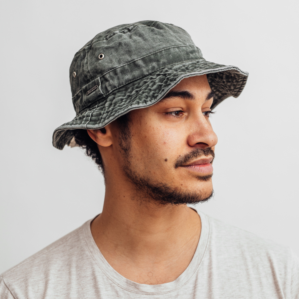 Wigéns Bucket Hat Green
