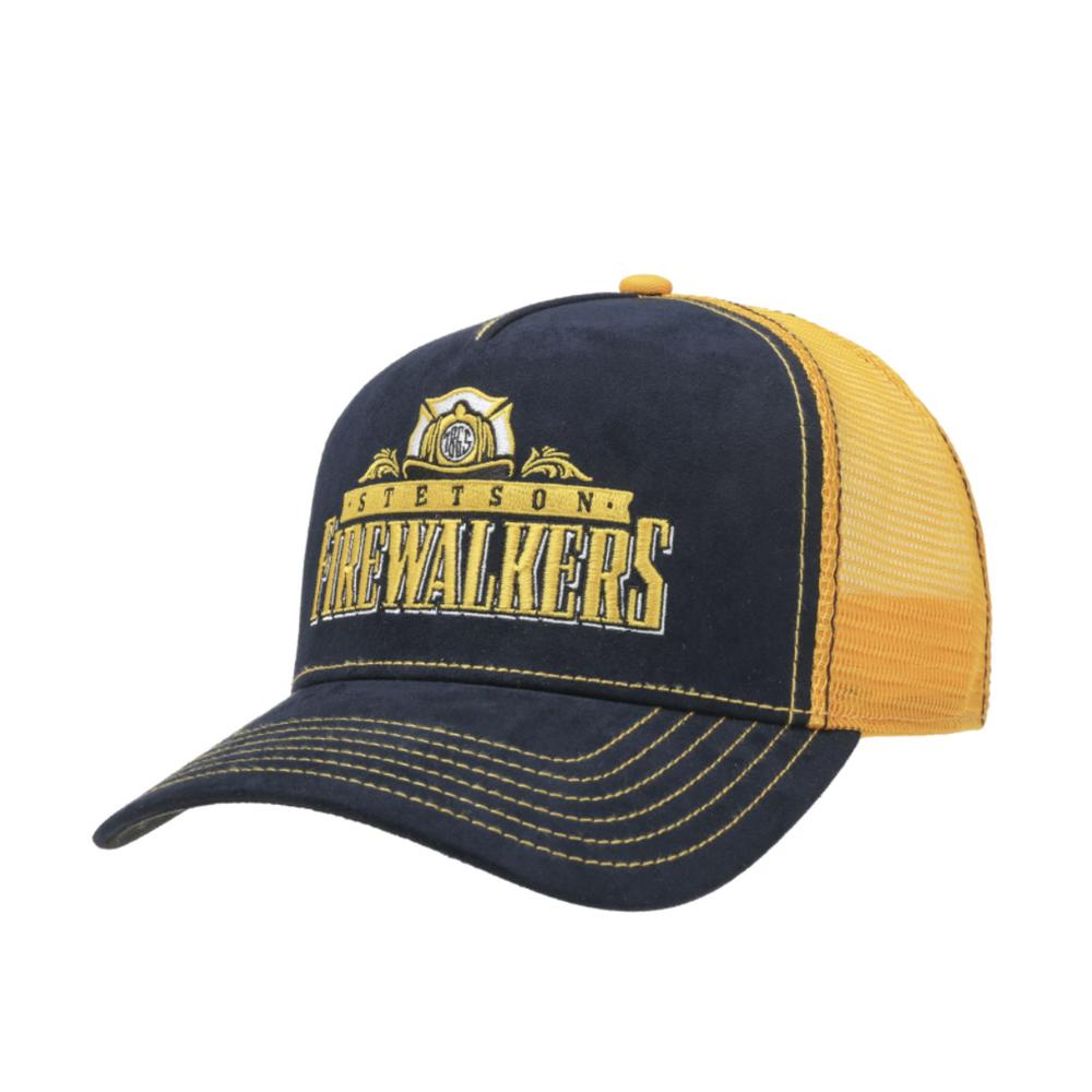 Stetson Trucker Cap Firewalkers