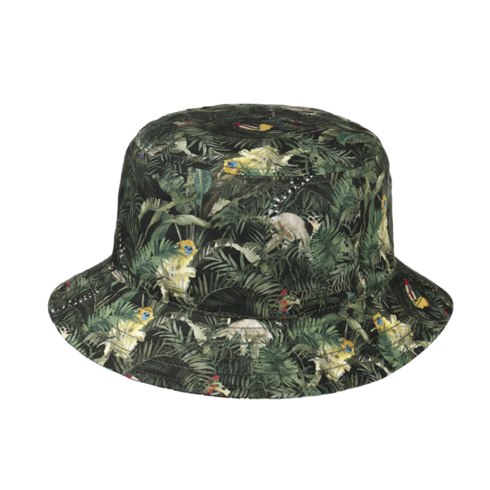 Stetson Jungle Bucket Hat Green
