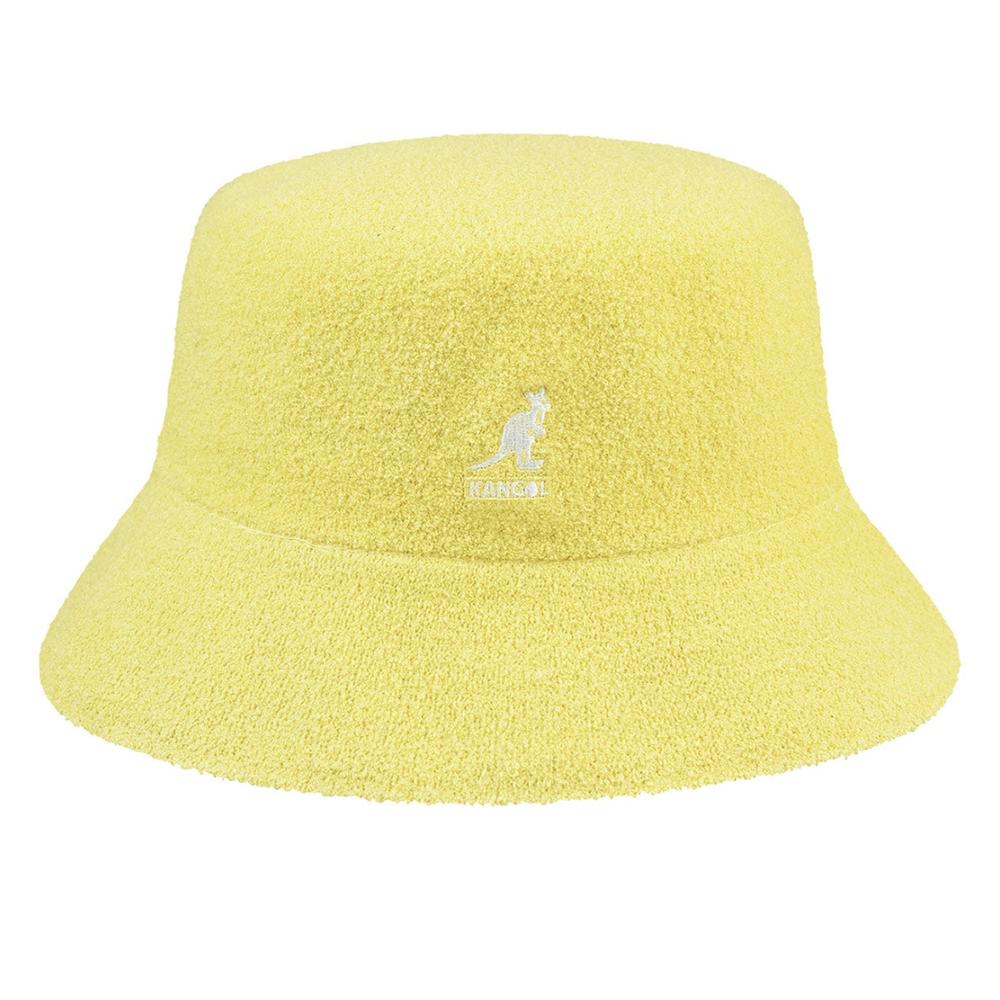 Kangol Bermuda Bucket Lemon