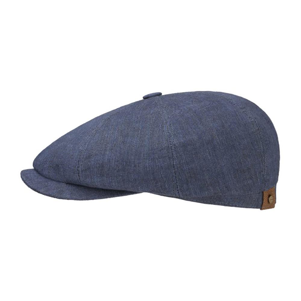 Stetson Hatteras Linen Dark Blue