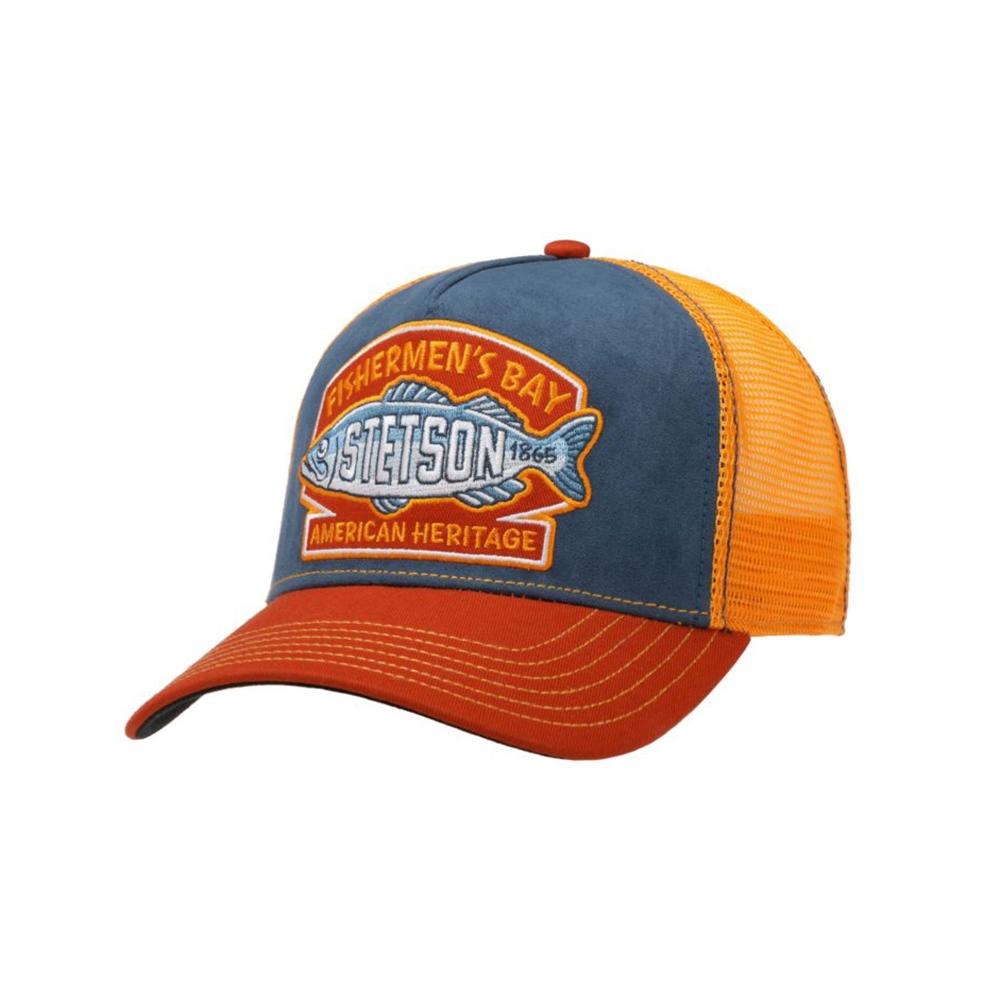 Stetson Fishermen´s Bay Trucker Cap