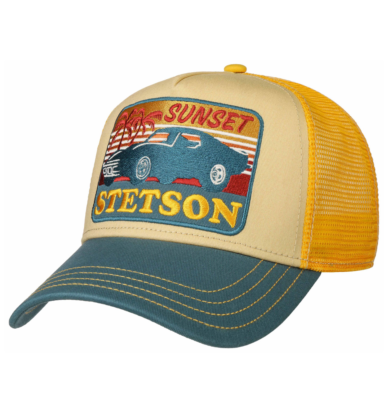 Stetson Trucker Cap Sunset