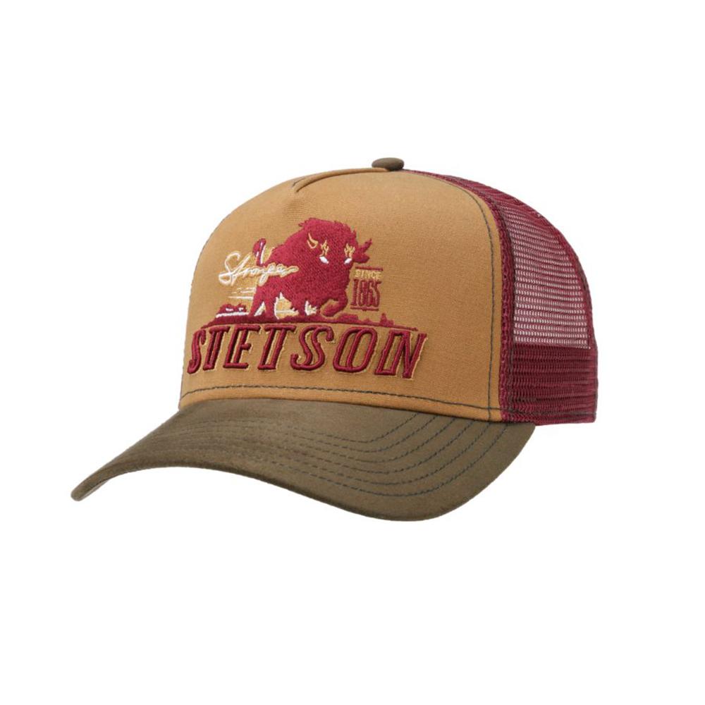 Stetson Trucker Cap Stronger Bison