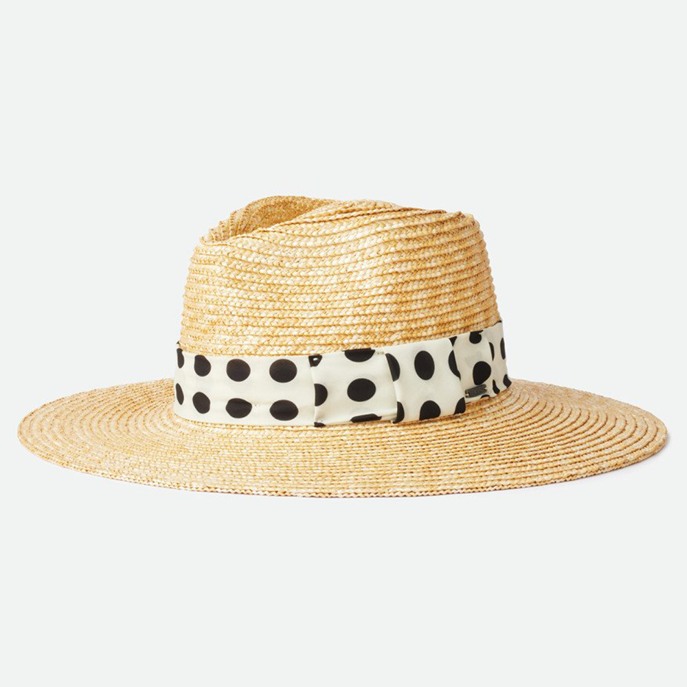 Brixton Joanna Hat - Honey/Seasonal Print