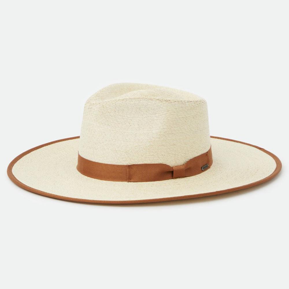 Brixton Jo Straw Rancher Hat