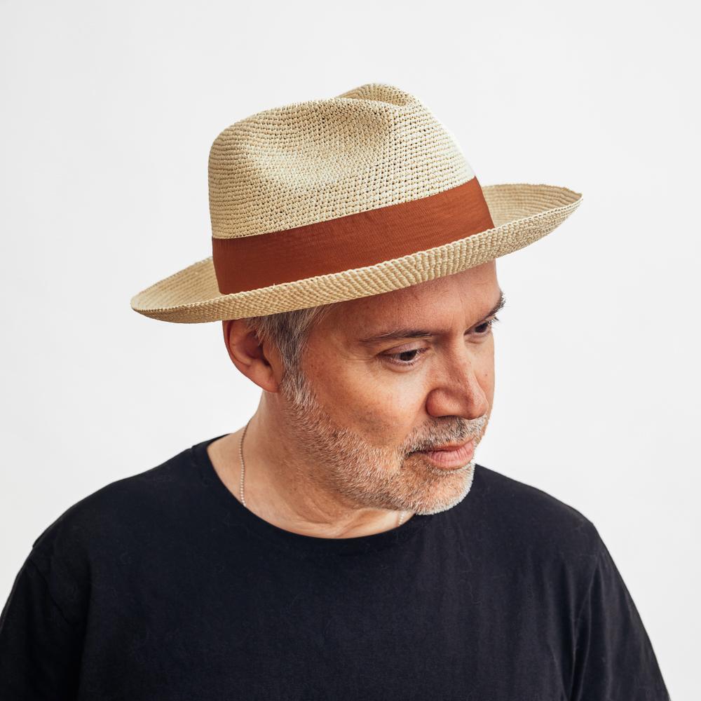Ecua-Andino Homero Ortega Panama Hat