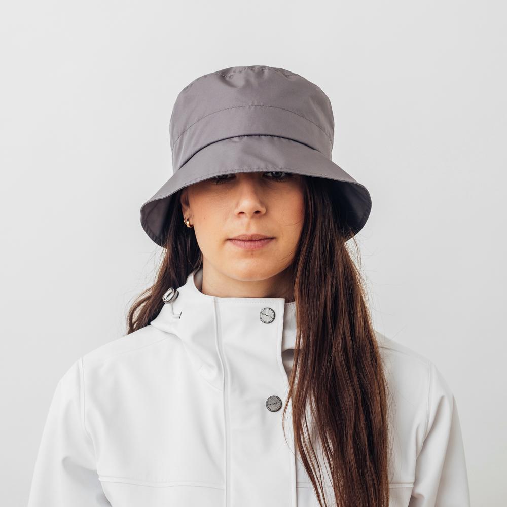 Loevenich Rain Hat Grey