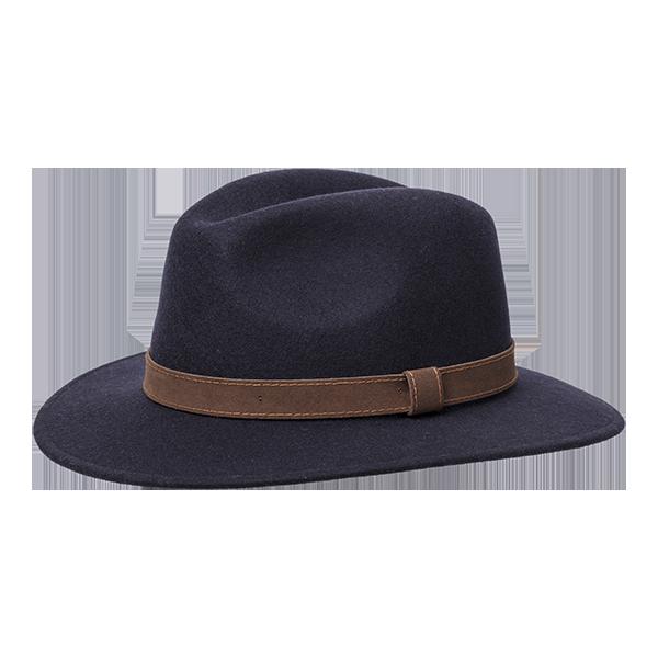 Wigéns Bosco Hat Navy