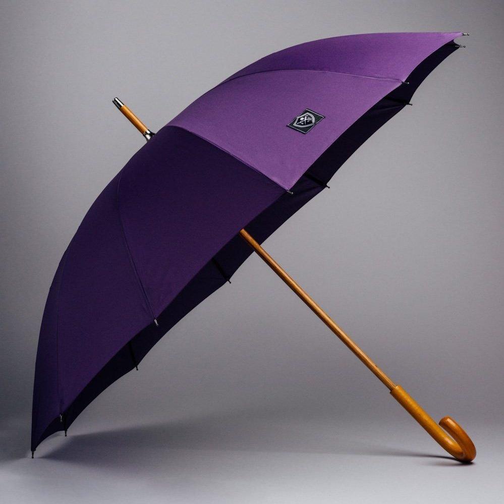 Rain & Son Klassisk Paraply Lila